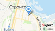 Магазин продуктов на ул. Северный микрорайон на карте