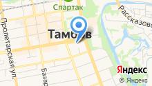 Авгур Эстейт на карте