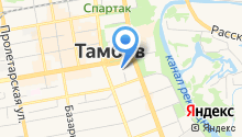 Гала-Клуб, АНО на карте