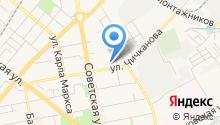 Kren9el на карте