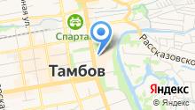 Нандоз на карте