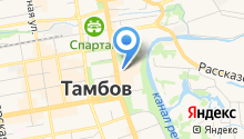 Трдельник на карте