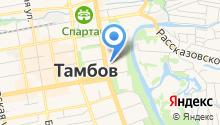 448 Верст на карте