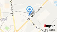 автоцентр азимут на карте