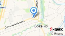 Администрация Бокинского сельского поселения на карте
