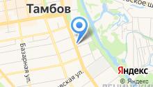 MT на карте