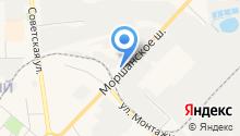 A.Fedorov на карте