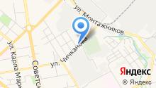 Автопредприятие №1139 на карте