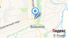 Продуктовый павильон на карте