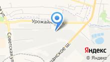 DBsp.ru на карте