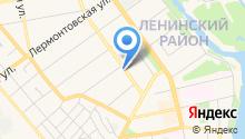 Ремонтно-эксплутационный участок №1 на карте