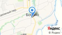 Графский камень на карте