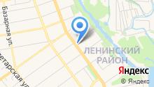 Абрикос на карте
