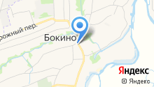 Продовольственный магазин на Советской на карте