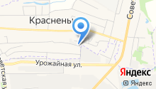 Санданс Тамбов на карте