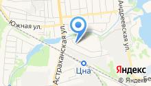 Центр дополнительного образования детей на карте