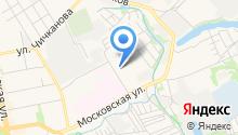 АКВАТИКА на карте
