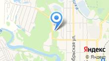 Центральная городская библиотека им. В.В. Маяковского на карте