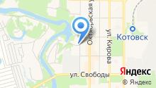 Сервис-Комп на карте