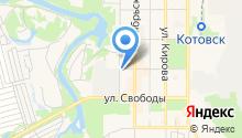 Русское на карте