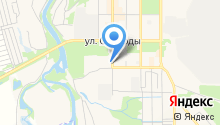 АКБ Экспресс-Волга на карте
