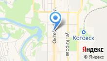 Ремонтно-сервисный центр на карте