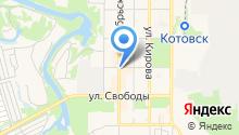 Белорусский гостинец на карте