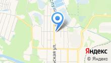 АТК на карте