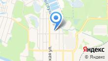 Наташа на карте