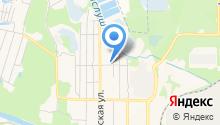 Отделение почтовой связи №4 г. Котовска на карте