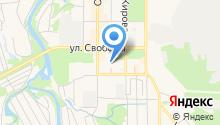 Центральное отделение почтовой связи г. Котовска на карте