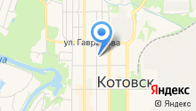 Отделение почтовой связи №2 г. Котовска на карте