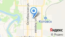 ФГКУ ОВО ВНГ России по Тамбовской области на карте