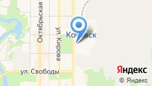 Отдел Военного комиссариата Тамбовской области по г. Котовску на карте