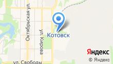 Тамбовский пороховой завод на карте