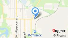 Мыльница на карте