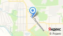 Отделение почтовой связи №3 г. Котовска на карте