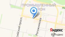 LAK на карте