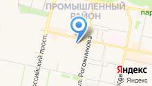 #ХлебныйДома на карте