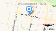 Cafe & bar Alexeeff на карте