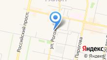 KOFANOV на карте