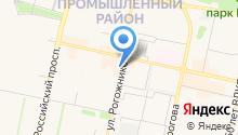 ADENTIS на карте