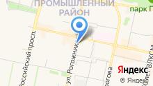 Pirogberi на карте