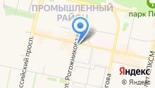 City doners на карте
