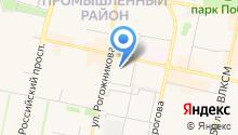 Play House на карте