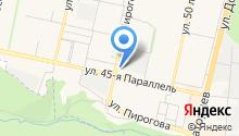 AUTODESIGN на карте
