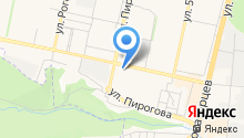 #идикатай на карте