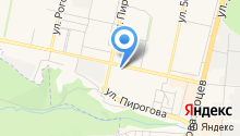 Ясельный.рф на карте