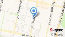 GRUNDFOS на карте