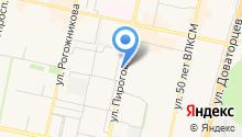First на карте